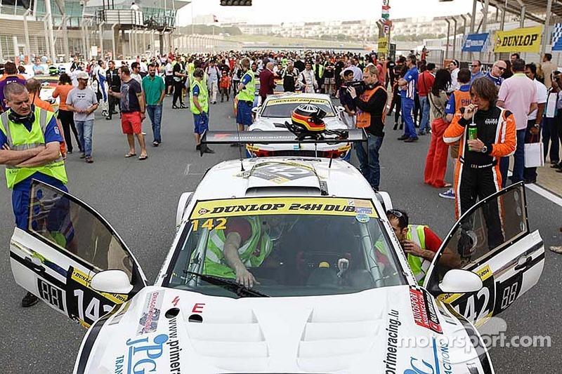 #142 GC Automotive F演员y GC 10 V8: Philippe Cimadomo, Jean-Pierre Lequeux, Franck Provost, Christophe Cappelli