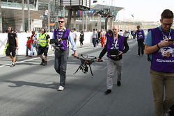 Een camera drone