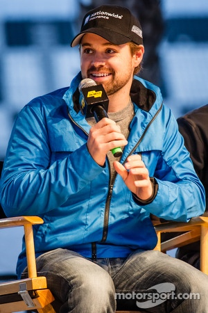 Drivers forum: Ricky Stenhouse Jr., Roush Fenway Racing Ford