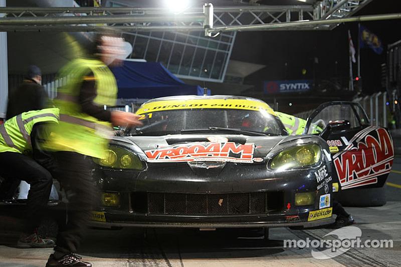 #21 V8 Racing Chevrolet Corvette C6-R: Danny Werkman, Rick Abresch, Alex van Hoff, Nicky Pastorelli,
