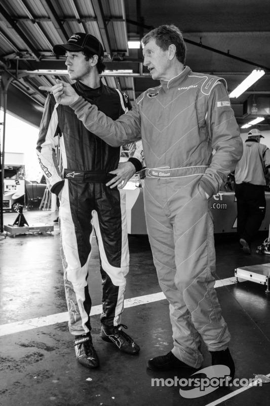 Chase Elliott ve Bill Elliott