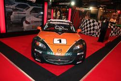 Mazda MX5 racing
