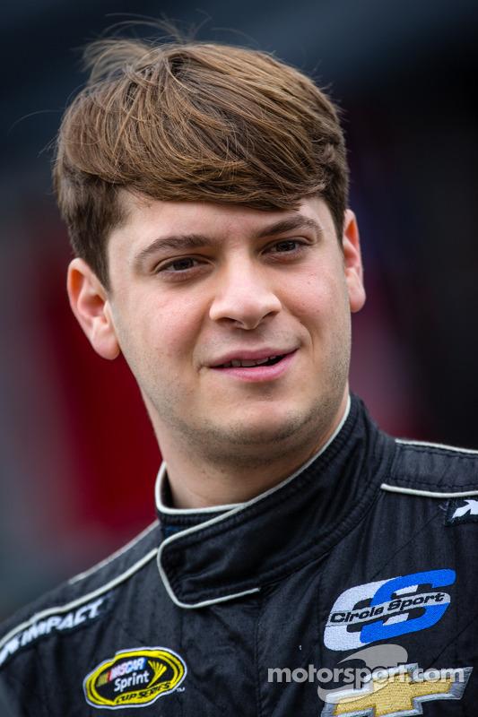 Landon Cassill, Circle Sport Racing Chevrolet