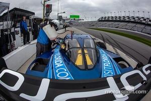 #90 Spirit Of Daytona Corvette DP Chevrolet: Richard Westbrook, Michael Valiante
