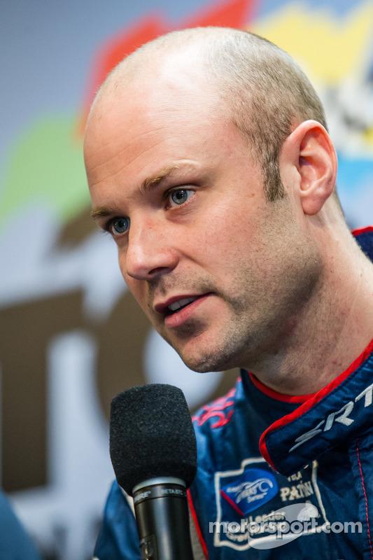SRT Motorsports conferência de imprensa: Rob Bell