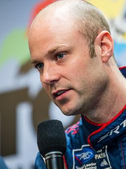 SRT Motorsports press conference: Rob Bell