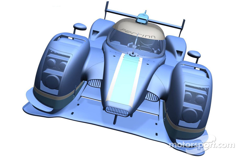 Perrinn LM P1 konsepti