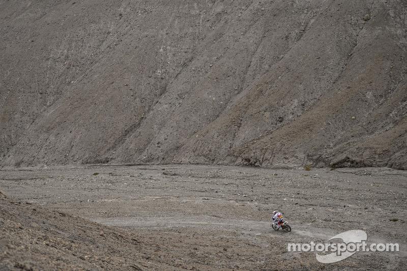 #15 KTM: Jakub Przygonski