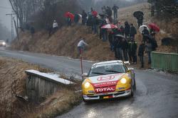 Marc Duez ve Steve Vyncke, Porsche 996