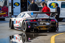#48 Paul Miller Racing Audi R8 LMS