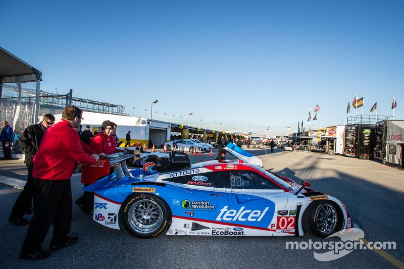 #02 Chip Ganassi Racing Riley DP Ford EcoBoost