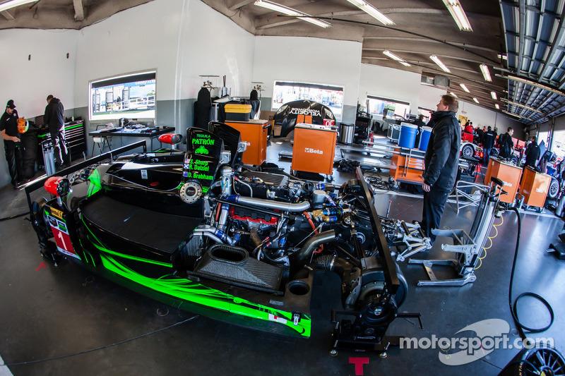 #1 Extreme Speed Motorsports HPD ARX-03b 本田