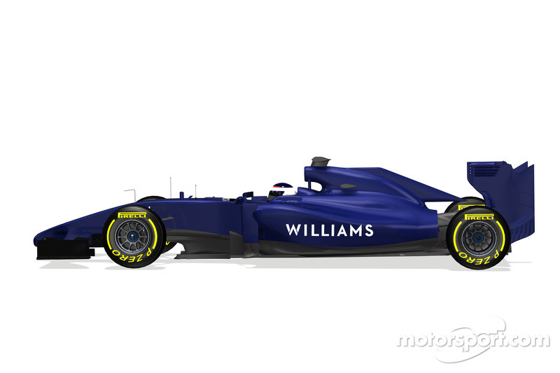 Williams F1 FW36 reveal