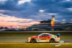 #73 Park Place Motorsports Porsche 911 GT America: Patrick Lindsey, Kevin Estre, Connor De Phillippi, Jason Hart, Mike Vess