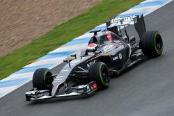 Adrian Sutil, Sauber F1 Takımı