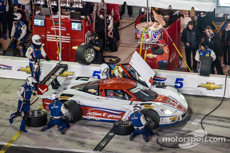2014: #5 Action Express Racing Corvette DP Chevrolet: Joao Barbosa, Christian Fittipaldi, Sébastien Bourdais