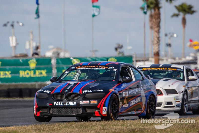 #47 Fall-Line Motorsports 宝马 M3: 斯蒂文·贝尔托, 斯潘瑟·庞佩利