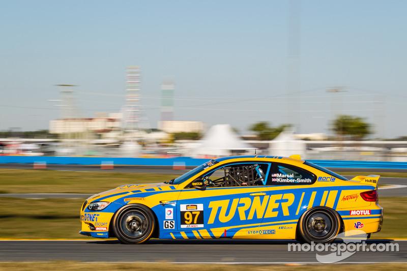 #97 Turner Motorsport BMW M3: Michael Marsal, Tom Kimber-Smith