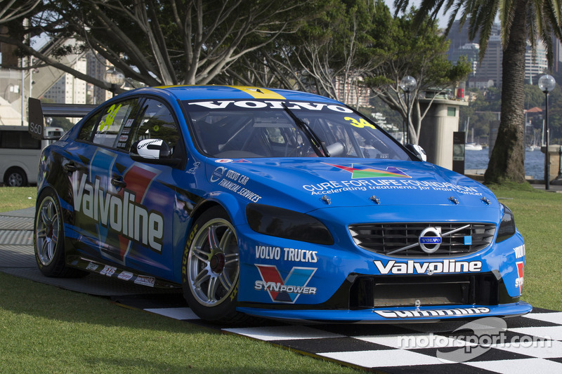 Polestar Racing Volvo S60 unveil