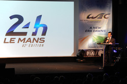 ACO presidente Pierre Fillon