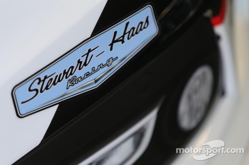 Decalcomania Stewart-Haas Racing