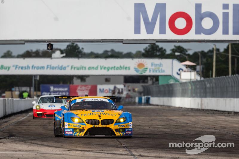 #94 Turner Motorsport BMW Z4 BMW: Markus Palttala, Paul Dalla Lana, Dane Cameron