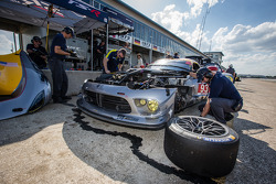 #93 SRT Motorsports SRT 蝰蛇 GTS-R: 乔纳森·博马里托, 马克·古森斯, 杰伦·布勒克莫伦