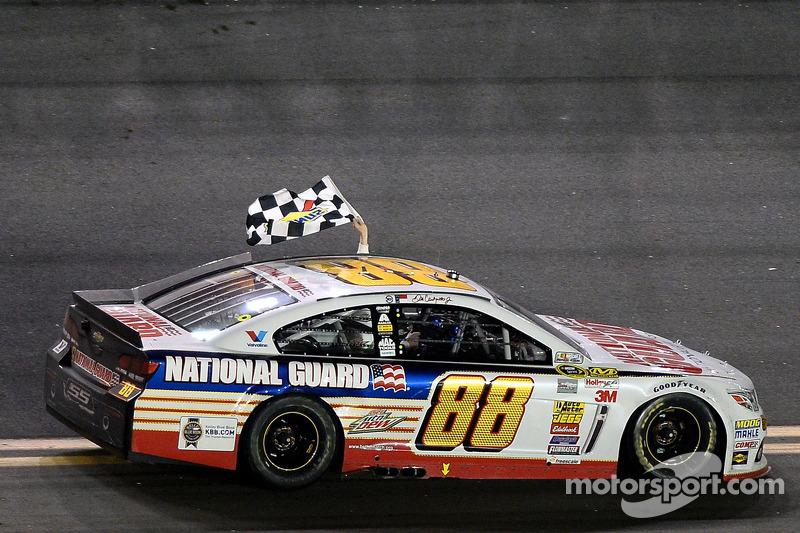 2014, Daytona 500: Dale Earnhardt Jr. (Hendrick-Chevrolet)