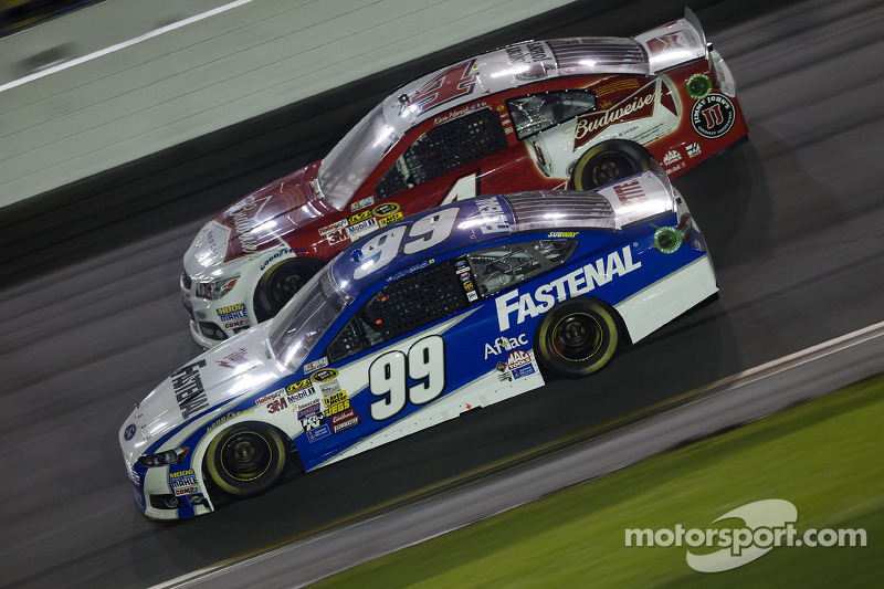 Carl Edwards ve Kevin Harvick