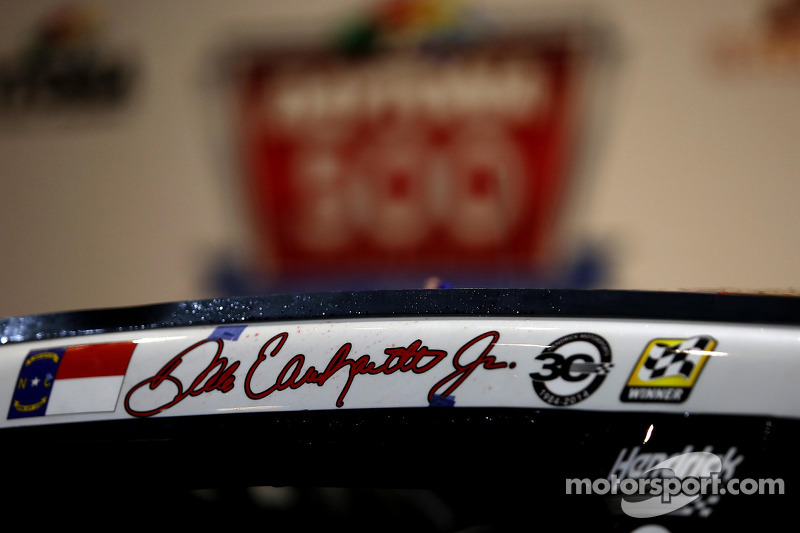 Şampiyonun kahvaltısı: Dale Earnhardt Jr.'ın aracı, Hendrick Motorsports Chevrolet
