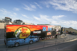 Hauler of Tony Stewart