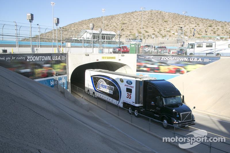 Tır: Frontrow Motorsports