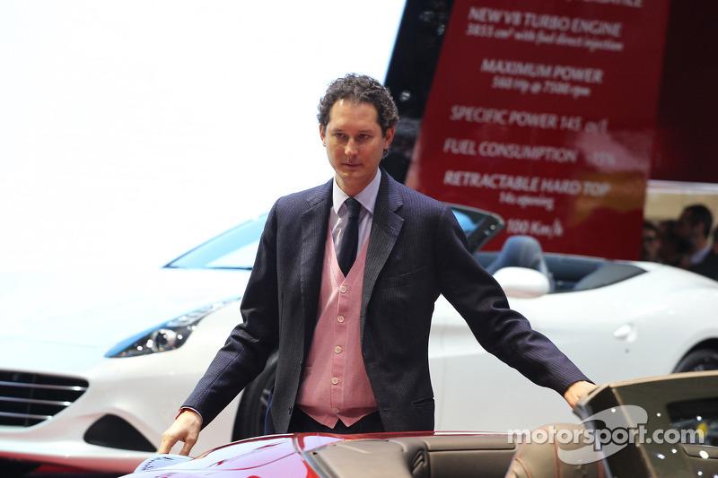 John Elkann, Presidente Fiat