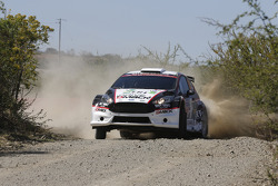 Quentin Gilbert and Nicolas Klinger, Ford Fiesta R5