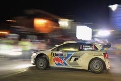 Andreas Mikkelsen e Mikko Markkula, Volkswagen Polo WRC, Volkswagen Motorsport