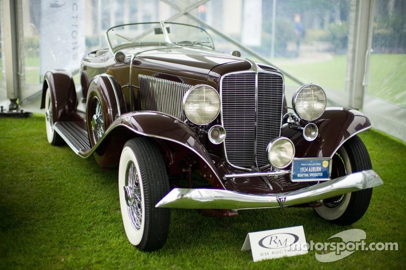 1934 Auburn Boattail Speedster