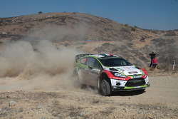 Benito Guerra ve Borja Rozada, Ford Fiesta WRC