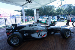 Mercedes F1 (ex-Coulthard)