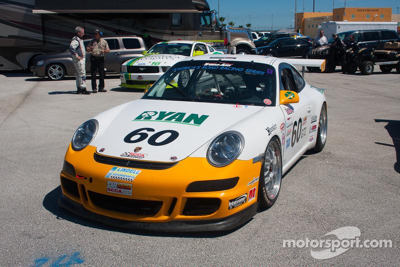 #60 Ryan Companies US Inc 保时捷 GT3 Cup: 蒂姆·格雷