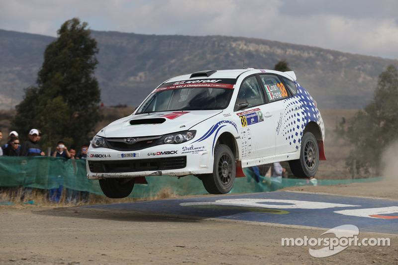 Gianluca Linari e Nicola Arena, Subaru Impreza