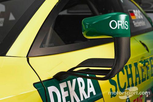 L'Audi RS 5 DTM de Mike Rockenfeller