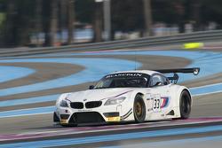 #33 Roal Motorsport BMW Z4 GT3: Alex Zanardi