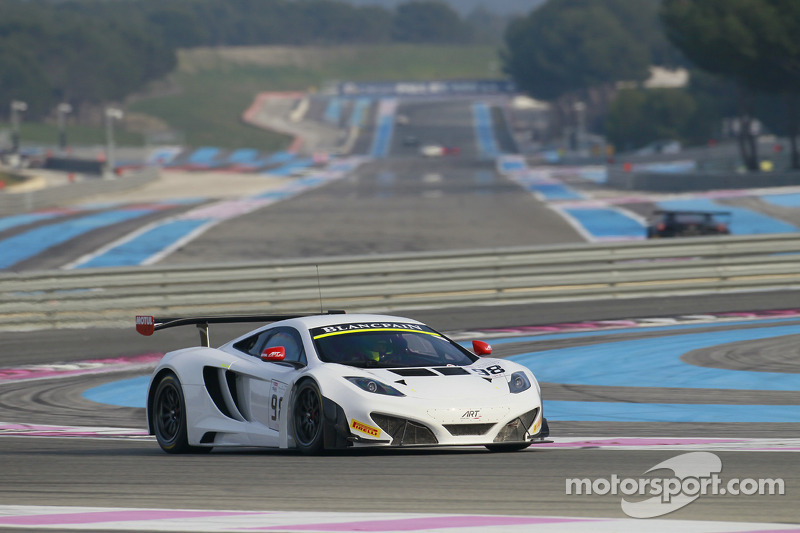 #98 ART Grand Prix McLaren MP4-12C