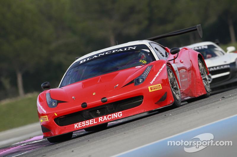 #111 Kessel Racing 法拉利 458 Italia