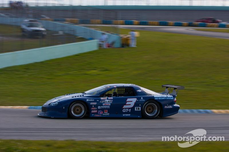 #3 American Speed F演员y 雪佛兰 科迈罗: Kenny Bupp