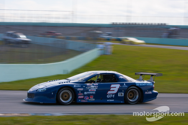 #3 American Speed Factory Chevrolet Camaro: Kenny Bupp