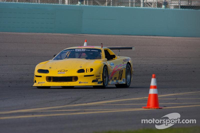 #18 Sponsor Needed/MurrayAuto.com Chevrolet Camaro: Jon Leavy