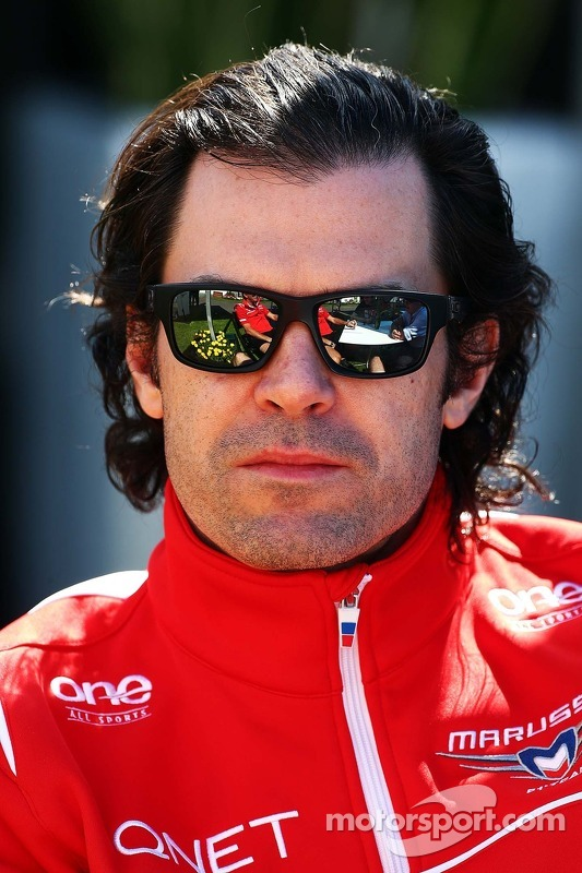 Marc Hynes, Marussia F1 Team Coach