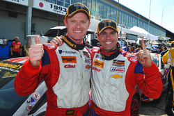 GS组胜利者罗宾·利德尔和安德鲁·戴维斯