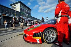 #63 Scuderia Corsa 法拉利 458 Italia